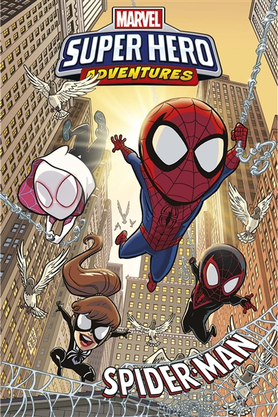 Marvel super hero adventures - Spider-Man | 9782809493139 | BD
