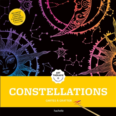 Constellation | 9782019457532 | Cartes à gratter