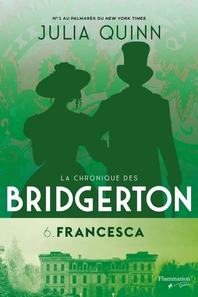 La chronique des Bridgerton T.06 - Francesca  | 9782890779976 | New Romance | Érotisme