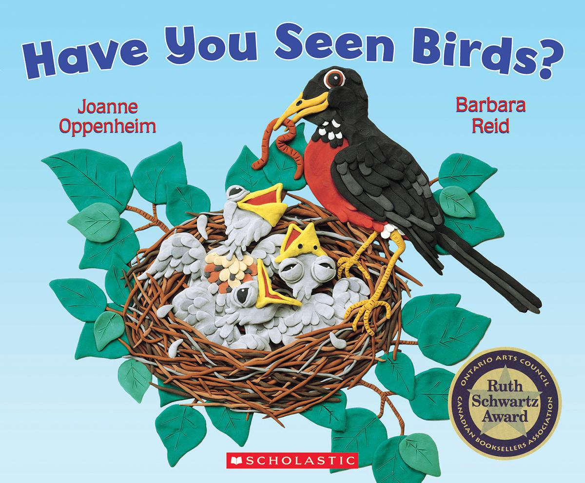 Have You Seen Birds? | Picture books