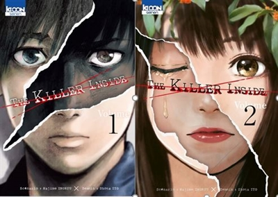 The killer inside : Pack découverte T.01 - T.02 | 9791032707579 | Manga adulte