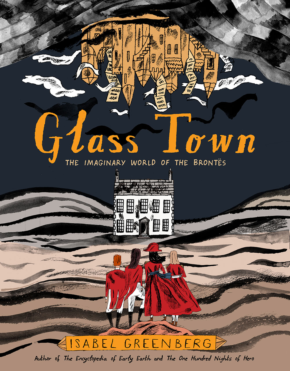 Glass Town : The Imaginary World of the Brontës | Graphic novel & Manga