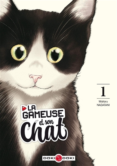 La gameuse et son chat T.01 | 9782818978337 | Manga adulte
