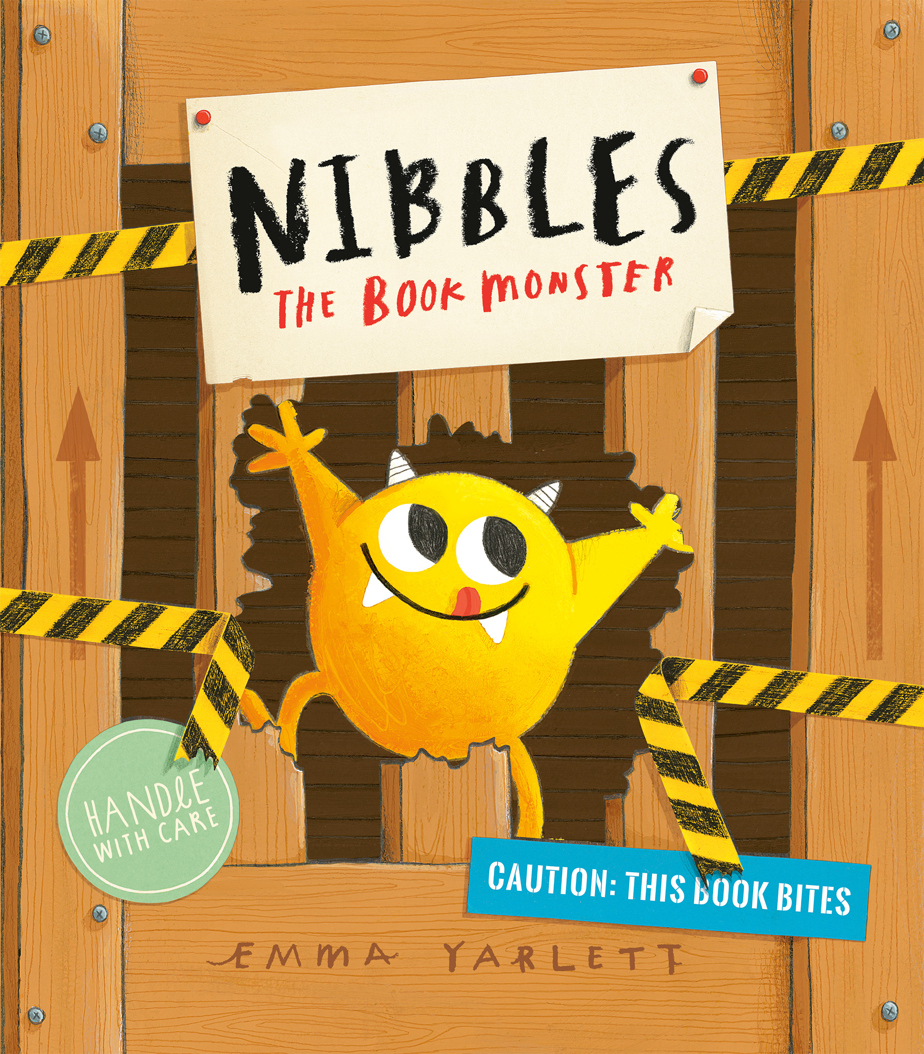 Nibbles: The Book Monster | Picture books
