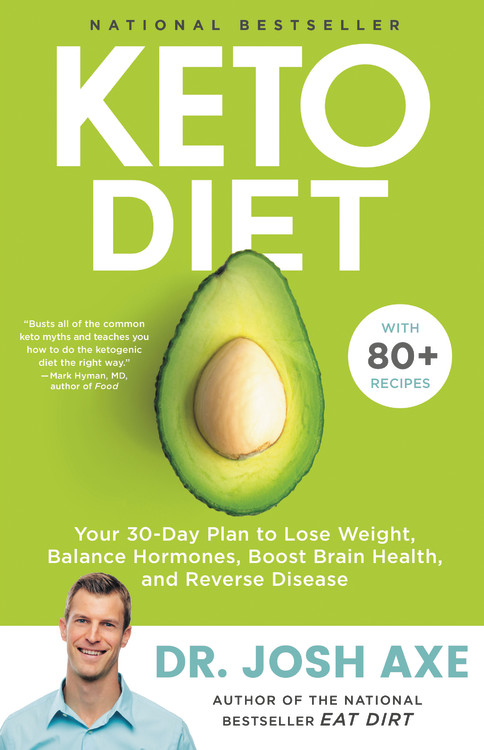 Keto Diet : Your 30-Day Plan to Lose Weight, Balance Hormones, Boost Brain Health, and Reverse Disease | Health