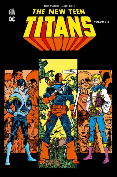 The new Teen titans T.04 | 9791026817338 | BD adulte