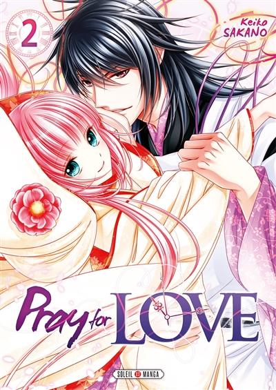 Pray for love T.02 | 9782302047075 | Manga adulte