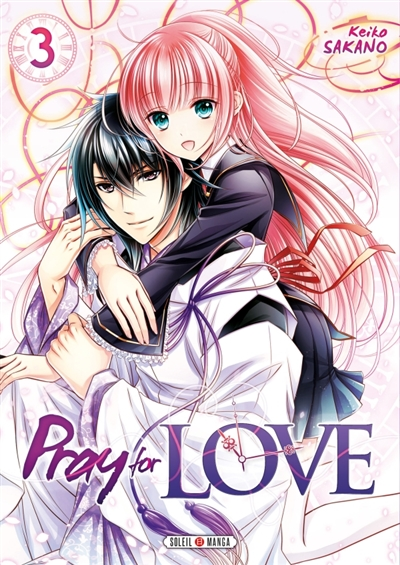 Pray for love T.03 | 9782302049031 | Manga adulte