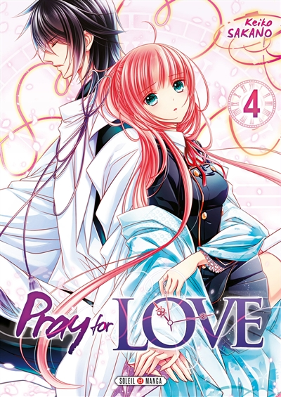 Pray for love T.04 | 9782302049925 | Manga adulte