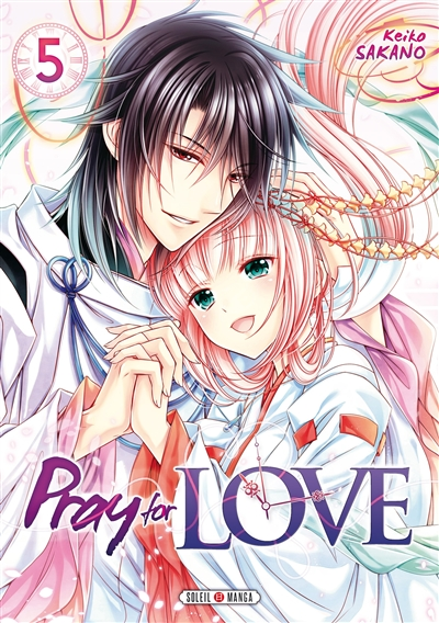 Pray for love T.05 | 9782302051256 | Manga adulte