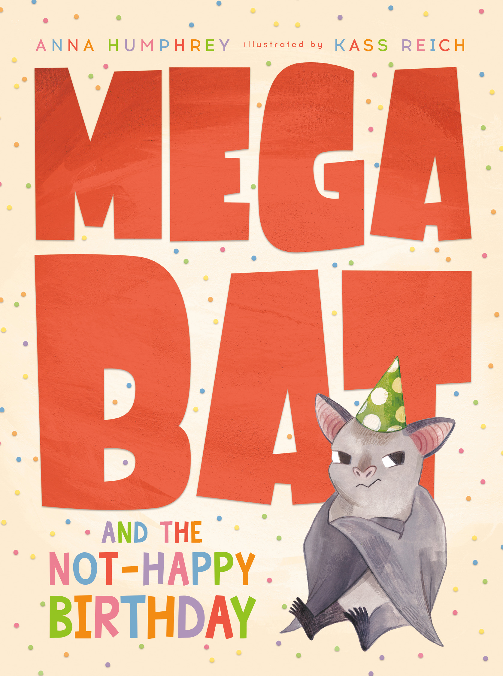 Megabat T.04 Megabat and the Not-Happy Birthday | 6-8 years old