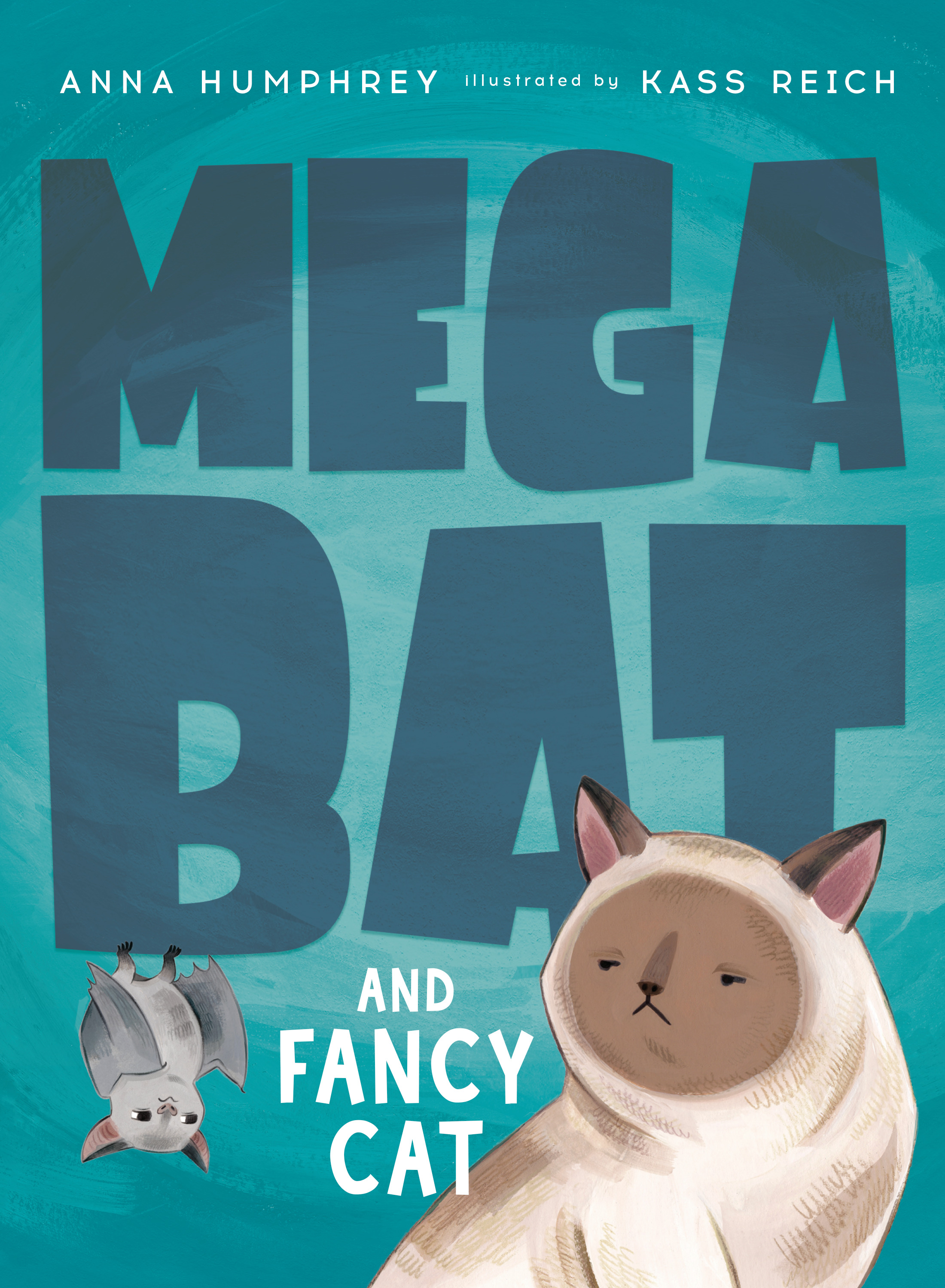 Megabat T.02 - Megabat and Fancy Cat | 6-8 years old
