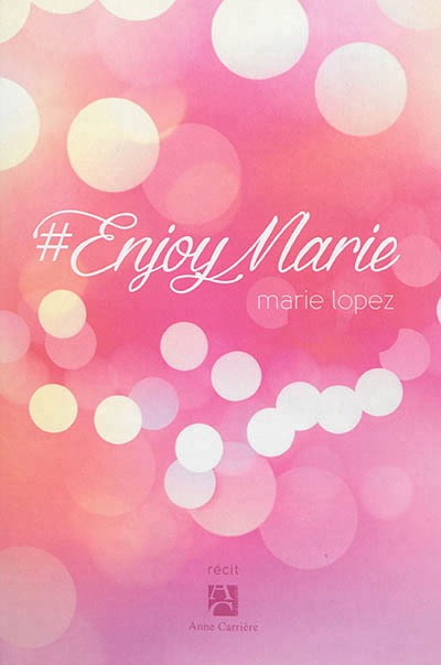 #EnjoyMarie | 9782843377860 | Biographie
