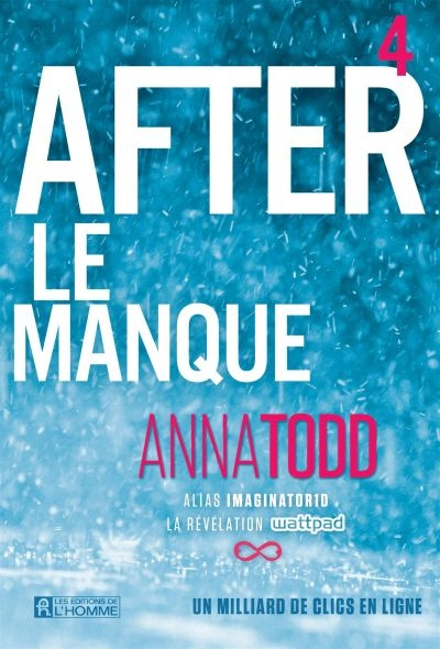 After T.04 - Le manque  | 9782761944182 | New Romance | Érotisme