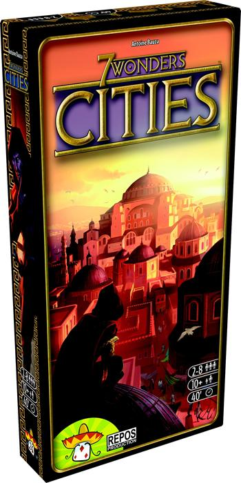 7 wonders - EXT. Cities | Extension