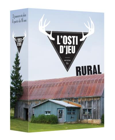 L'osti d'jeu - Extension rural | Extension