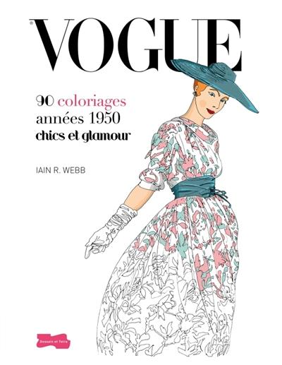 Coloriage Adulte Vintage.Vogue Vintage 9782295006219 Mandalas Et Coloriage Adulte