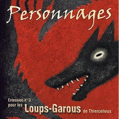 Loups-Garous - EXT.3   Personnages | Extension