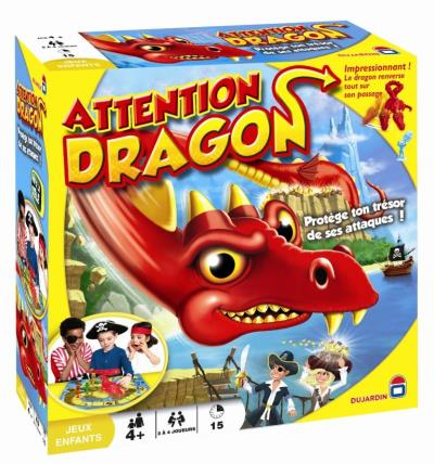 Attention dragon | Enfants 5–9 ans