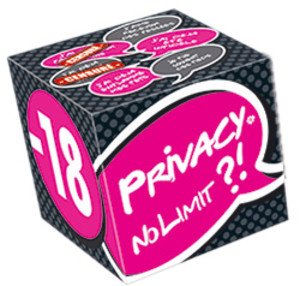 PRIVACY NO LIMIT! | Jeux d'ambiance