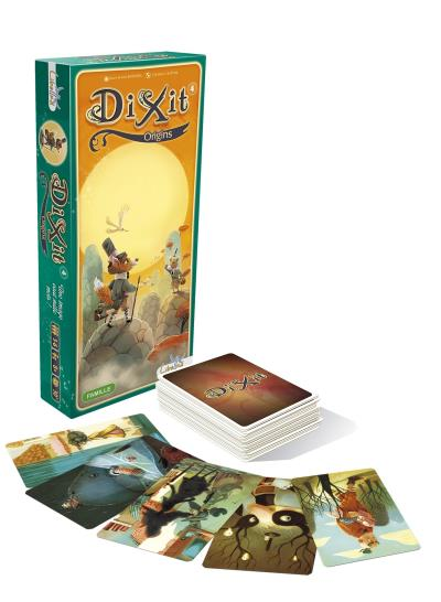 Dixit EXT. 04 - Origins (FR) | Extension