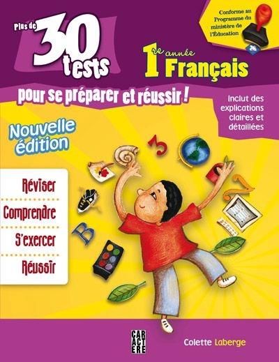 Plus De 30 Tests Pour Se Preparer Et Reussir Francais