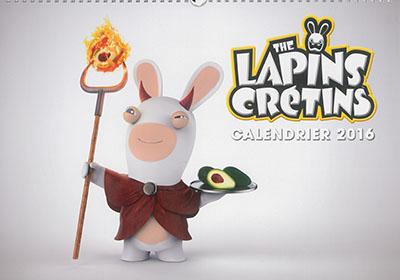 The Lapins crétins | 9782918771265 | Agenda et Calendrier et