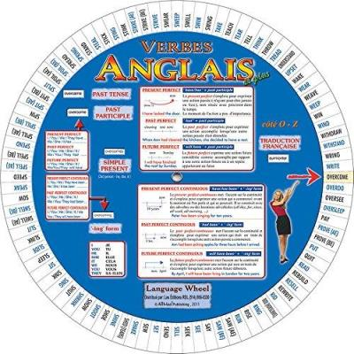 Verbes anglais  | 9780973648409 | Dictionnaires
