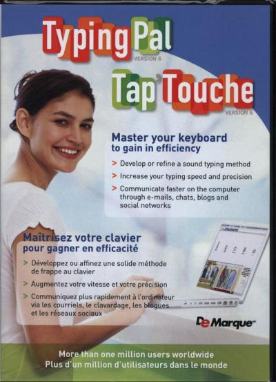 Tap'touche / Typing pal (Windows) | 61908103557 | Informatique