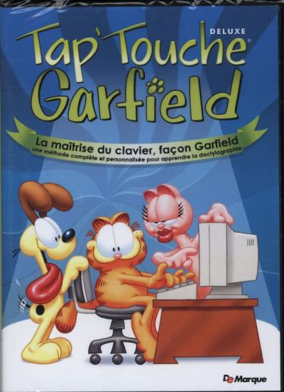 Tap'Touche Garfield (Windows) | 619708114119 | Informatique