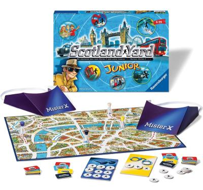 Scotland Yard junior | Enfants 9-12 ans