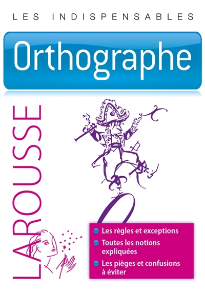 Orthographe | 9782035925169 | Dictionnaires