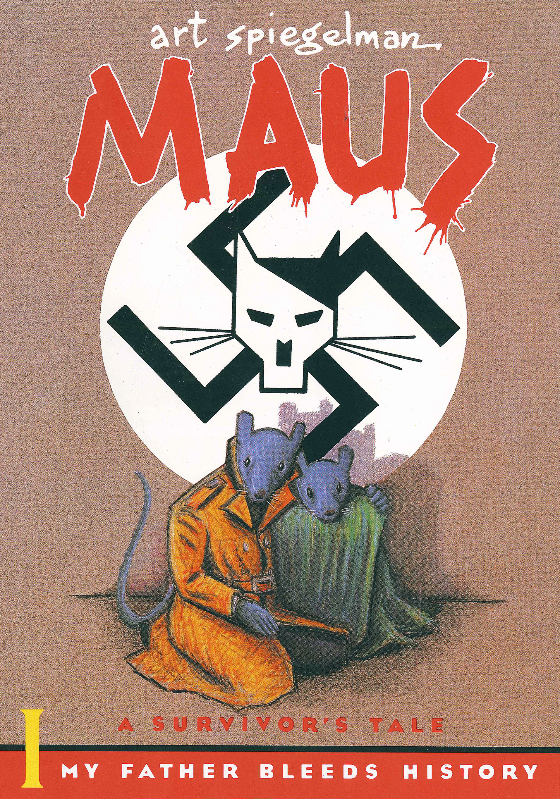 The complete Maus #1 : A Survivor's Tale, My Father Bleed History | Graphic novel & Manga
