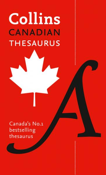 Collins Canadian Thesaurus | 9780008184582 | Dictionnaires