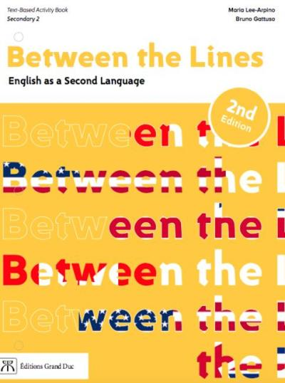 Between the Lines - 2e secondaire | 9782765530732 | Cahier d'apprentissage - Secondaire 2