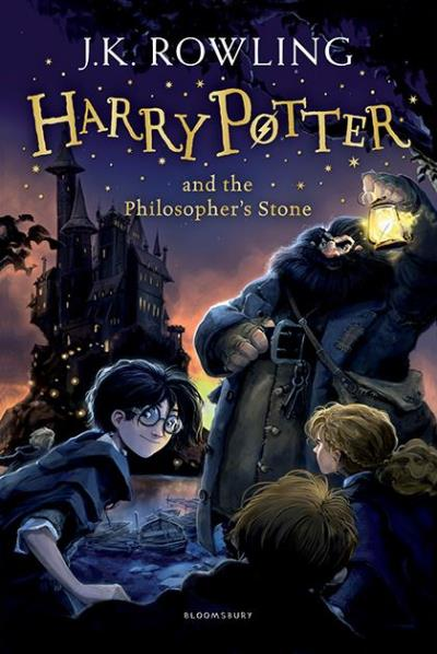 Harry Potter and the Philosopher's Stone T.01 | 9-12 years old