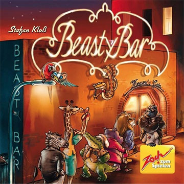 Beasty Bar | Enfants 9-12 ans