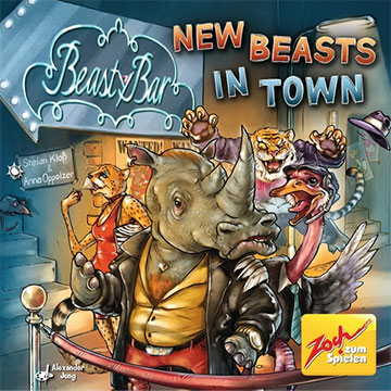 Beasty Bar New Beasts In Town	VF | Enfants 9-12 ans