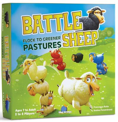 Battle sheep | Enfants 5–9 ans