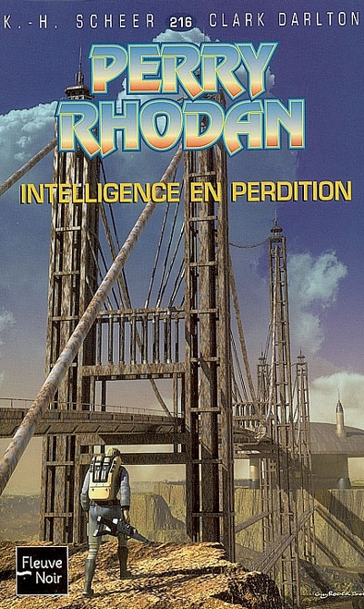 Les aventures de Perry Rhodan : L'essaim T.01 - Intelligence en perdition  | 9782265082427 | Science-Fiction et fantaisie